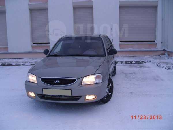 Hyundai Accent, 2009 год, 330 000 руб.