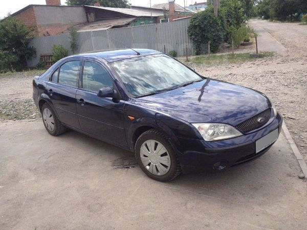 Ford Mondeo, 2001 год, 244 999 руб.