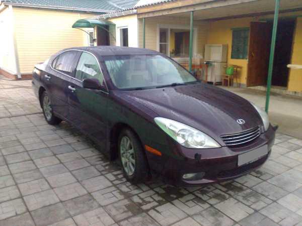 Lexus ES300, 2002 год, 500 000 руб.