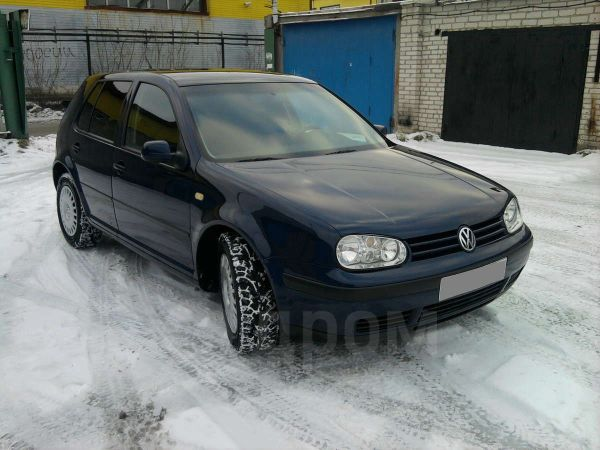 Volkswagen Golf, 2000 год, 220 000 руб.