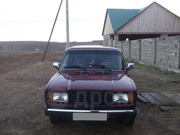 Лада 2107, 2001 год, 85 000 руб.