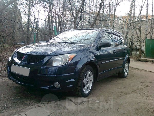 Pontiac Vibe, 2004 год, 365 000 руб.