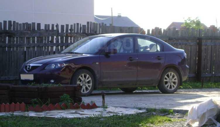 Mazda Mazda3, 2007 год, 395 000 руб.