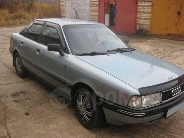 Audi 80, 1990 год, 95 000 руб.
