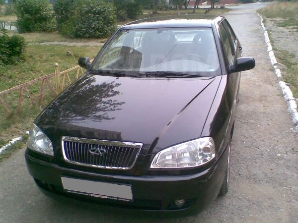 Chery Amulet A15, 2007 год, 170 000 руб.