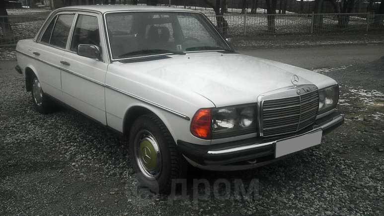 Mercedes-Benz C-Class, 1980 год, 110 000 руб.