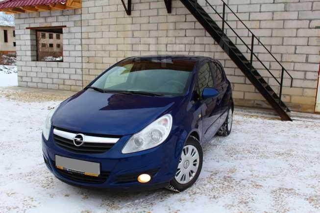 Opel Corsa, 2008 год, 345 000 руб.