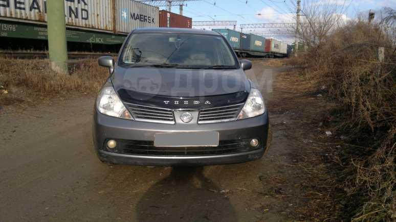 Nissan Tiida Latio, 2006 год, 270 000 руб.