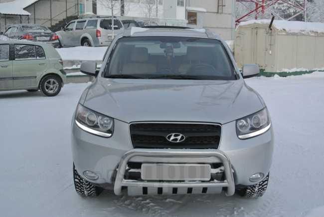 Hyundai Santa Fe, 2007 год, 900 000 руб.