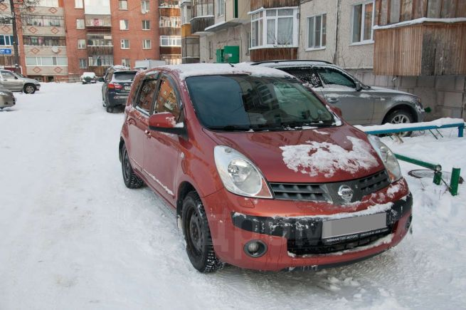 Nissan Note, 2007 год, 360 000 руб.