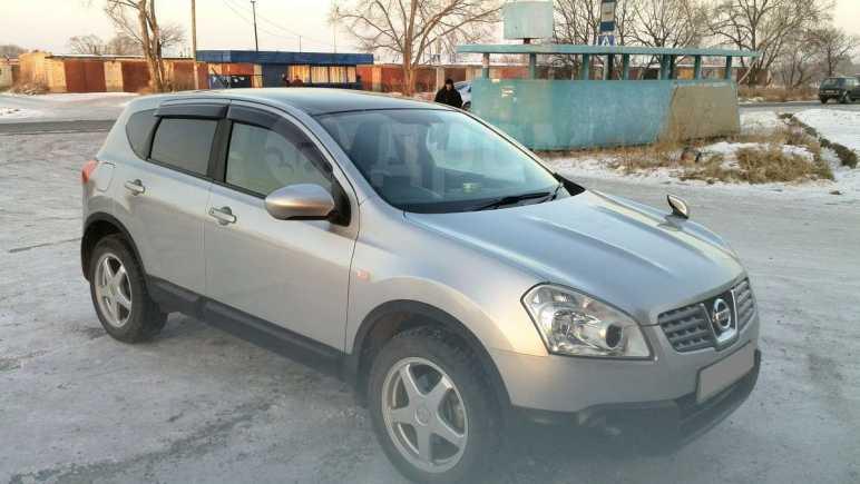 Nissan Dualis, 2007 год, 540 000 руб.
