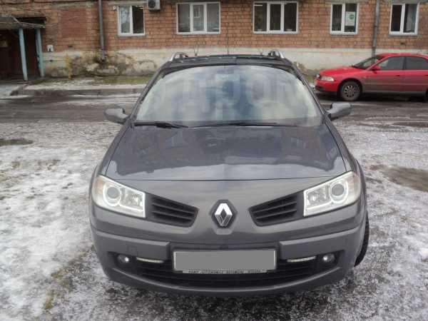 Renault Megane, 2008 год, 450 000 руб.