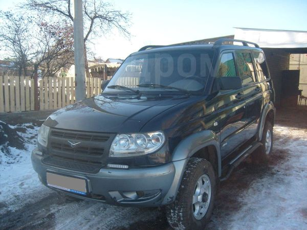 УАЗ Патриот, 2007 год, 340 000 руб.