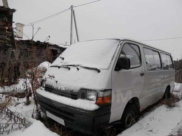 Toyota Hiace, 1991 год, 101 000 руб.