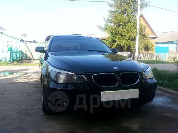 BMW 5-Series, 2004 год, 595 000 руб.
