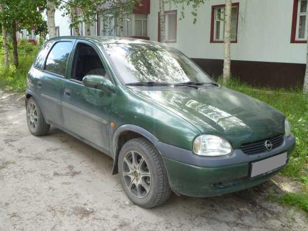Opel Vita, 1999 год, 152 000 руб.