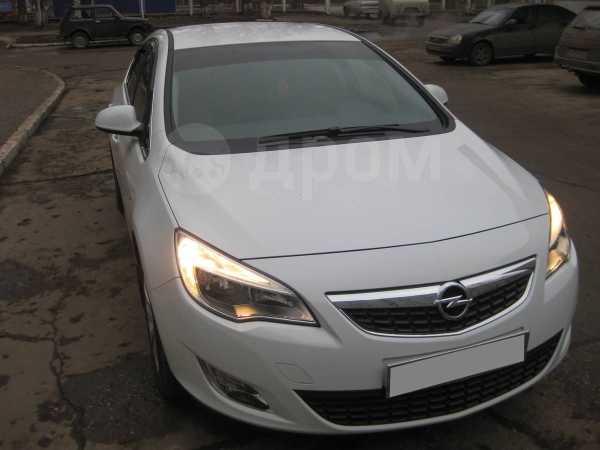Opel Astra, 2012 год, 630 000 руб.
