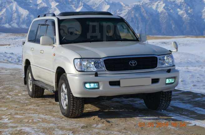Toyota Land Cruiser, 1998 год, 850 000 руб.
