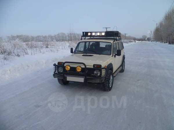 Лада 4x4 2131 Нива, 1995 год, 125 000 руб.