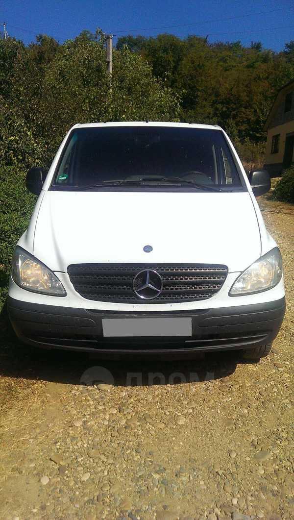 Mercedes-Benz Vito, 2008 год, 885 000 руб.