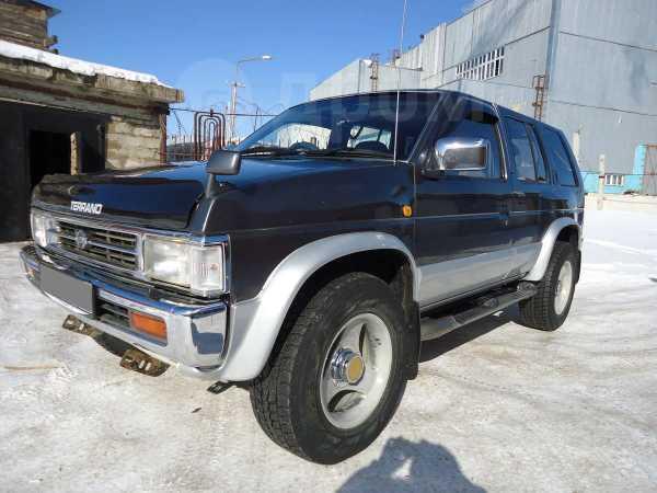 Nissan Terrano, 1994 год, 370 000 руб.