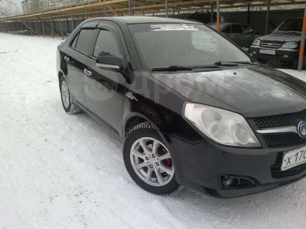 Geely MK, 2011 год, 270 000 руб.