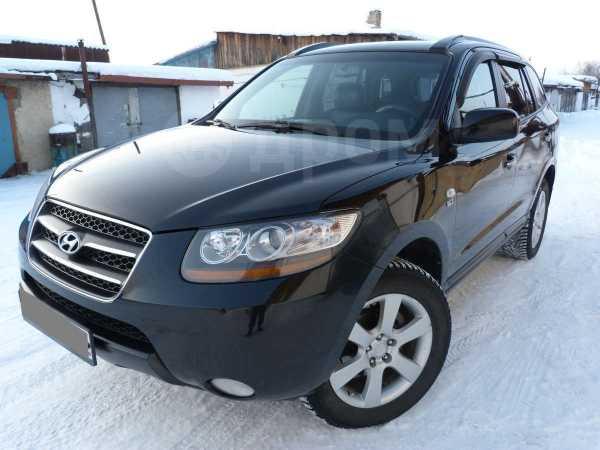Hyundai Santa Fe, 2007 год, 720 000 руб.