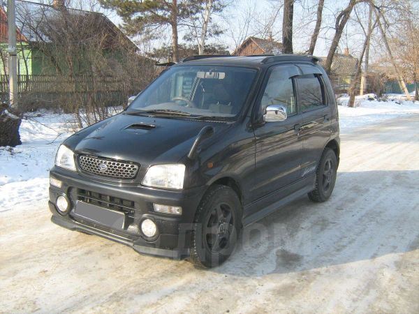 Daihatsu Terios Kid, 1999 год, 170 000 руб.