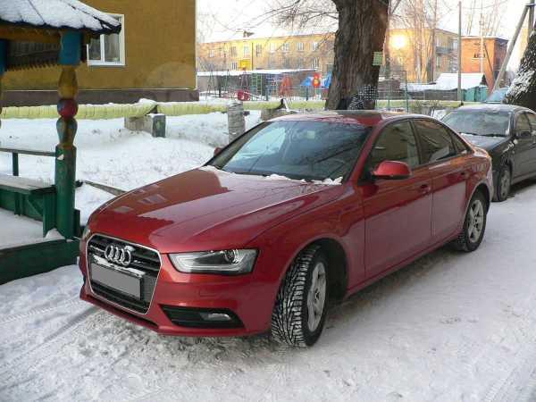 Audi A4, 2012 год, 1 200 000 руб.