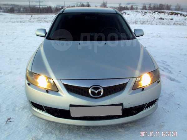 Mazda Mazda6, 2006 год, 460 000 руб.