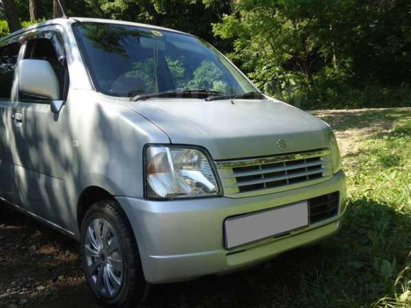 Suzuki Wagon R, 2002 год, 125 000 руб.
