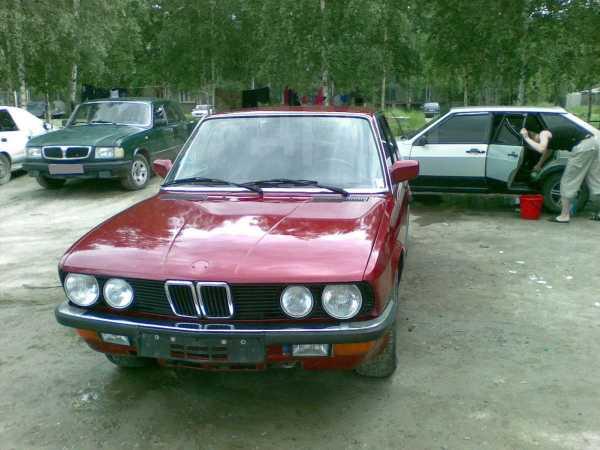 BMW 5-Series, 1986 год, 60 000 руб.