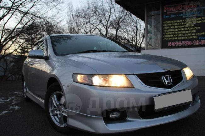 Honda Accord, 2003 год, 478 000 руб.