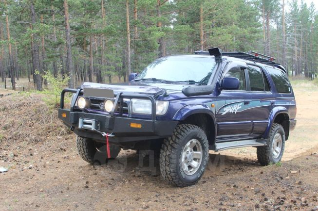Toyota Hilux Surf, 1997 год, 700 000 руб.
