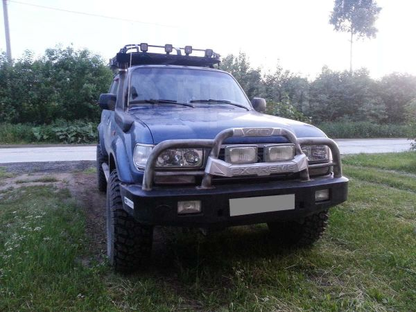 Toyota Land Cruiser, 1992 год, 860 000 руб.