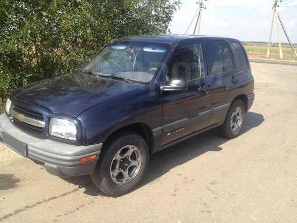 Chevrolet Tracker, 2000 год, 300 000 руб.
