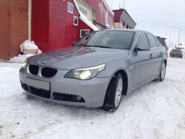 BMW 5-Series, 2003 год, 680 000 руб.