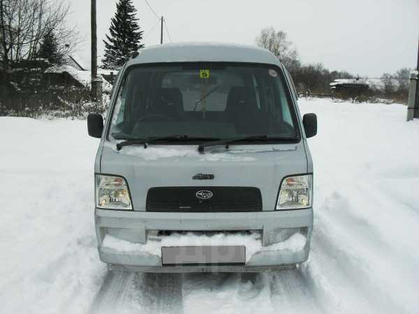 Subaru Sambar, 2004 год, 160 000 руб.