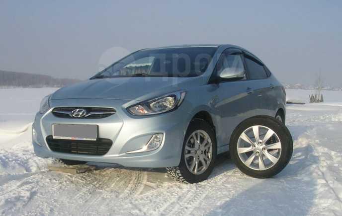 Hyundai Solaris, 2011 год, 530 000 руб.