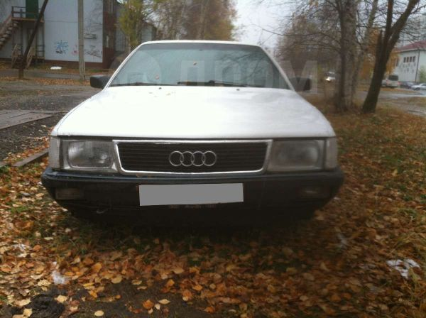 Audi 100, 1988 год, 110 000 руб.