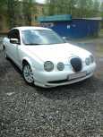 Jaguar S-type, 2001 год, 320 000 руб.