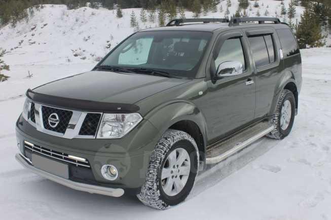 Nissan Pathfinder, 2007 год, 1 000 000 руб.