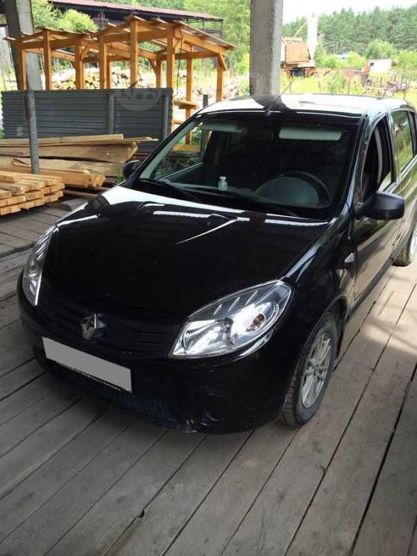 Renault Sandero, 2011 год, 323 000 руб.