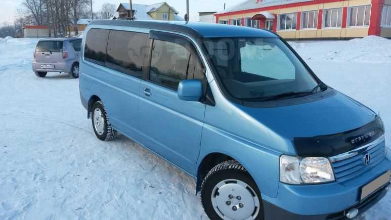 Honda Stepwgn, 2001 год, 430 000 руб.
