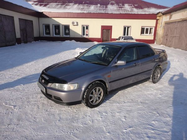 Honda Accord, 2001 год, 315 000 руб.