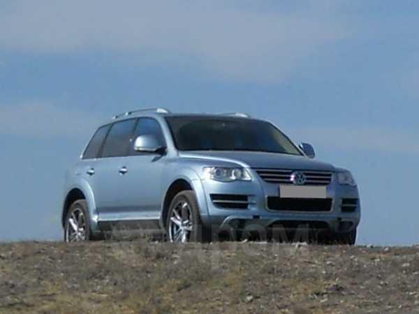 Volkswagen Touareg, 2008 год, 1 400 000 руб.