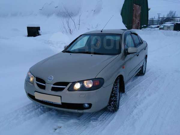 Nissan Almera, 2004 год, 333 000 руб.
