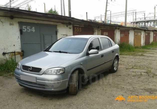 Opel Astra, 2004 год, 295 000 руб.