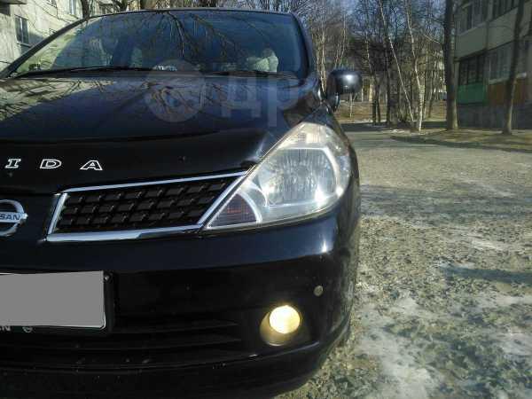 Nissan Tiida, 2006 год, 290 000 руб.