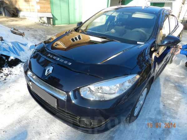 Renault Fluence, 2011 год, 600 000 руб.